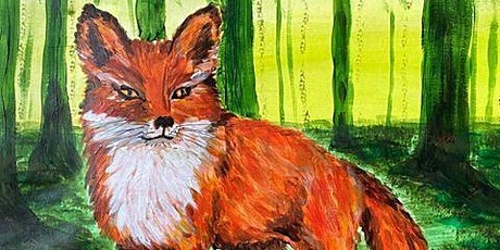Easely Does It - Woodland Fox- with Maria + 14 day recording tickets