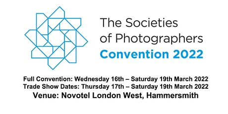 The Societies 2022 London Photo Convention tickets