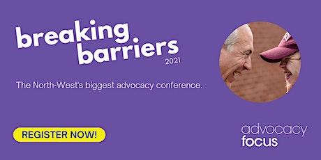 Breaking Barriers 2021 tickets