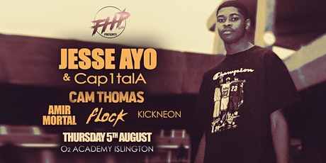 FHP Presents - O2 Academy2 Islington tickets