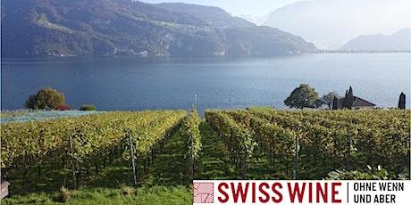"""MasterClass: Schweizer Wein """"Tradition und Moderne"""" mit Yvonne Heistermann Tickets"""