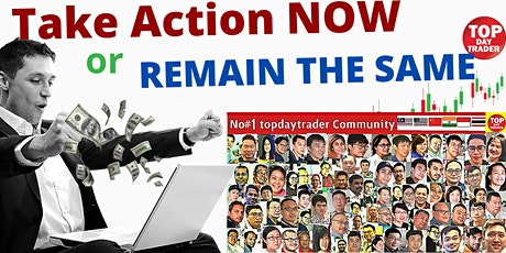 Take ACTION NOW or REMAIN THE SAME tickets