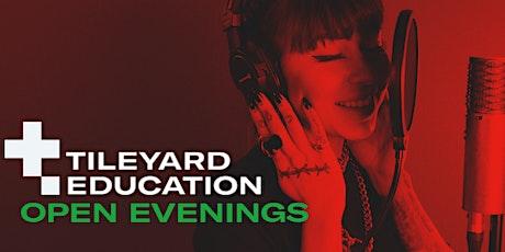 BA Level 6 (Top up) Open Evening - Tileyard Education tickets