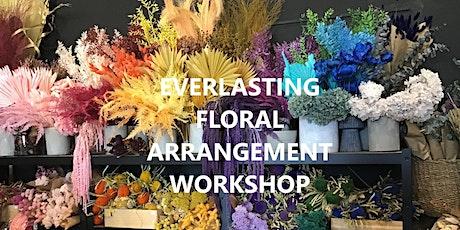 Everlasting Floral Arrangement Workshop tickets