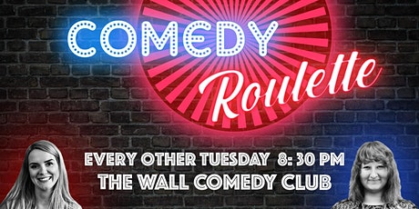 Comedy Roulette #30 - English Comedy Night Tickets