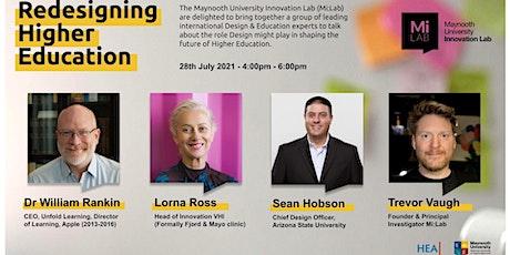 Redesigning Higher Education Seminar tickets