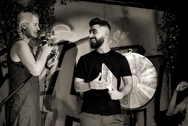 Comedy Roulette #30 - English Comedy Night image