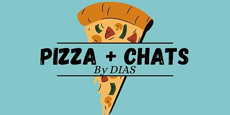 Pizza and International Affairs Chats tickets