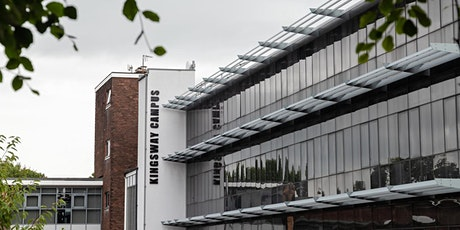 Campus Tour - Creative Campus, Kingsway - Art and Design, August 2021 tickets