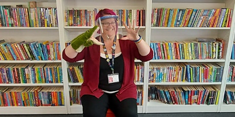 Toddler Time at New Milton Library tickets