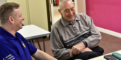 Restarting Memory Cafes & groups for people living with dementia tickets
