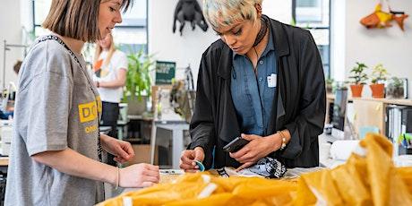 RÆBURN Parachute Bag for Life Workshop tickets