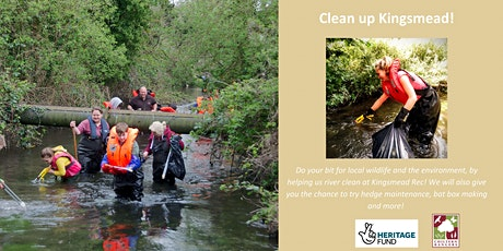 Clean up at Kingsmead with Chiltern Rangers tickets