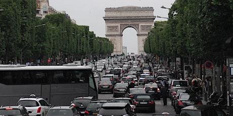 La mobilité du futur dans nos villes. billets