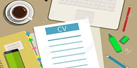 Webinar Emplea: Cómo definir un buen CV. boletos