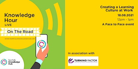 Knowledge Hour Live On The Road with Turning Factor tickets