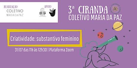 Criatividade: substantivo feminino bilhetes