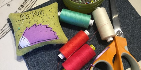 Tuesday Morning Sewing  Sessions  -19th & 26th October 21 tickets
