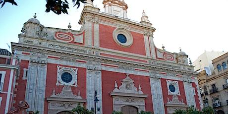 Visita Guiada Iglesia del Salvador entradas