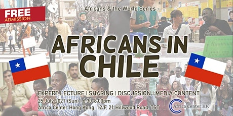 Africans & the World   Africans in Chile tickets