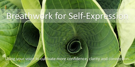 Breathwork for Self-Expression tickets
