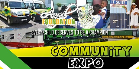 Angel Foundation Community Expo and 10 Year celebration tickets