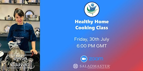 Saladmaster Healthy Home Cooking Class tickets