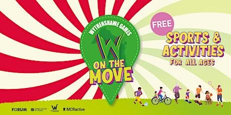 WGOTM: Tennis (Wythenshawe Park) tickets