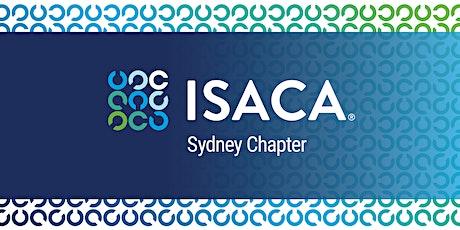 ISACA Sydney Chapter PD July 2021 Webinar Tickets