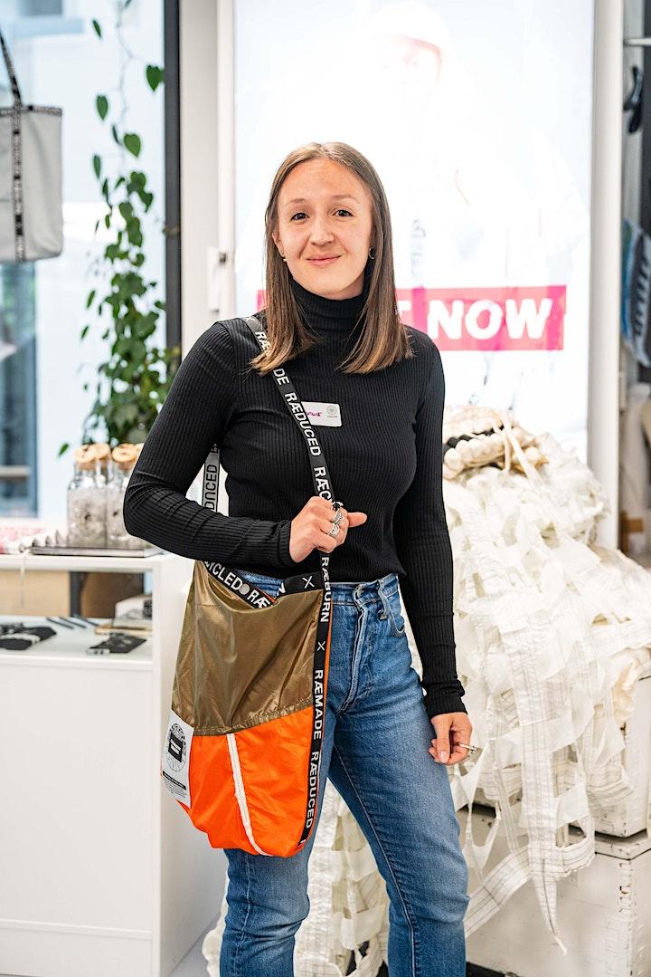 RÆBURN Parachute Bag for Life Workshop image