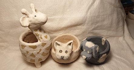 Children pottery workshop tickets
