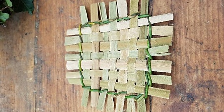 Creative Nature Weaving Family Workshop tickets