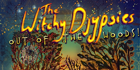 The Witchy Djypsies - Froth Brewery tickets