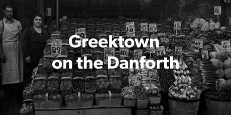 Greektown on the Danforth (IN-PERSON TOUR) tickets