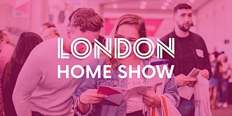 London Home Show Autumn 2021 tickets