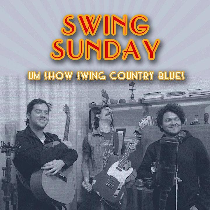 Imagem do evento Swing Sunday - Um Show Swing Country Blues