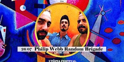 Philip Webb Random Brigade.
