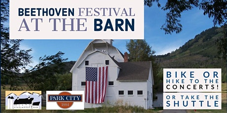 Beethoven Festival at the Barn Aug 19 tickets