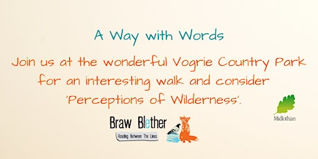 A Way With Words Vogrie Country Park tickets