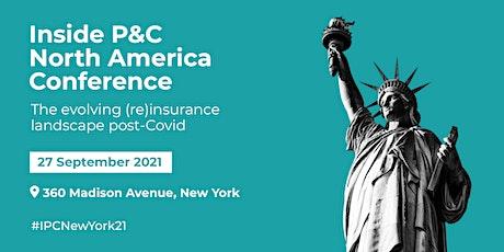 Inside P&C North America Conference 2021 billets