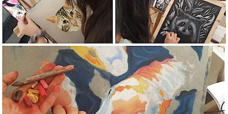 Curso Dibujo y Pintura Curso 21-22 Palma de Mallorca Academia Renacimiento tickets