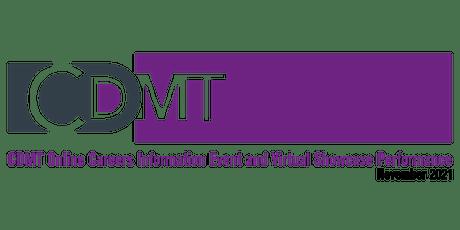 CDMT Online Careers Information Event & Virtual Showcase Performances 2021 tickets