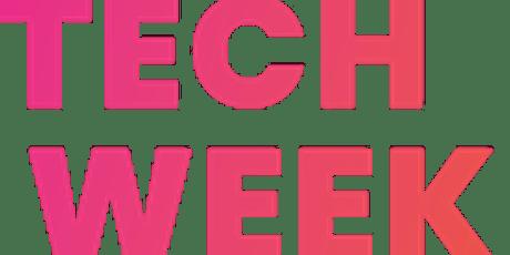 Tech Week Humber 2021 tickets