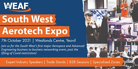 South West Aerotech Expo 21 tickets