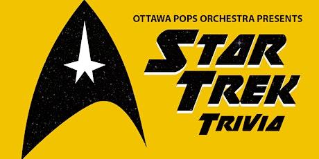 Star Trek Trivia Night tickets