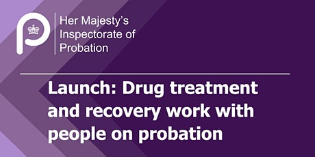 Drug treatment and recovery work with people on probation tickets
