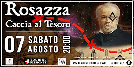 Rosazza - Caccia al Tesoro Notturna biglietti