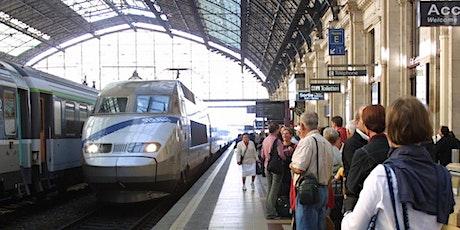 Le ferroviaire au cœur des grands enjeux des transports de demain billets