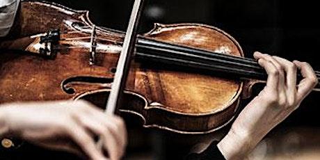 """""""Concert Violon solo""""   -   2 sonates pour violon seul d'Eugène Ysaye billets"""
