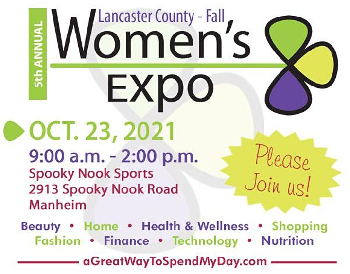 Women's Expo - Fall - Lancaster County 2021 image